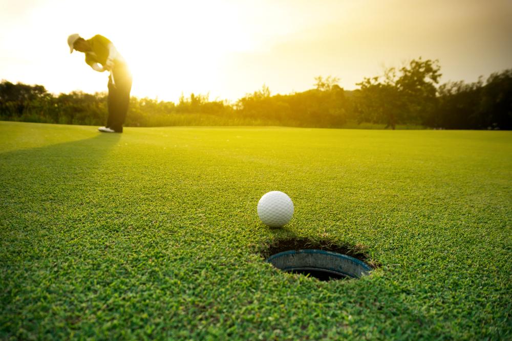 Golfing near Nipomo CA