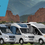 Leisure Travel Rally RV Event Banner