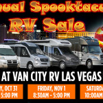Van City Sales Event banner
