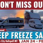Deep Freeze Banner