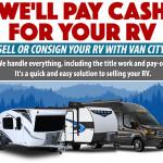 Van city RV banner