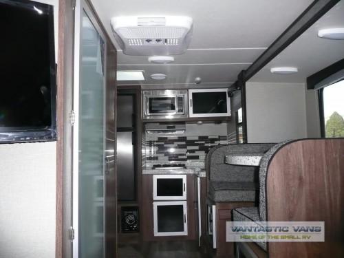 Travel-Lite Falcon Travel Trailer Review- Vantastic Vans