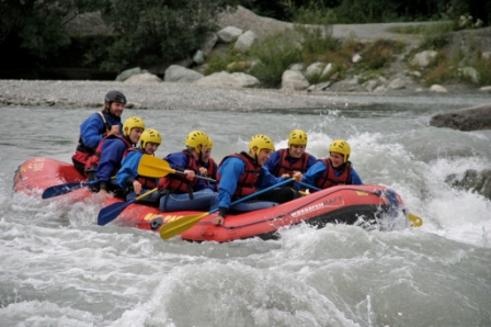 Nantahala Wild River Adventure