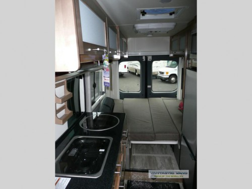 Coachmen Crossfit Interior