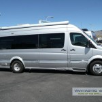 used travel van