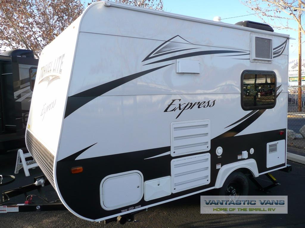 Travel Lite Express Travel Trailer