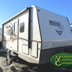 Forest River Rockwood Mini Lite Travel Trailer