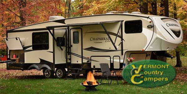 Coachmen Chaparrel Fifth Wheel