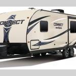 KZ Connect travel trailer