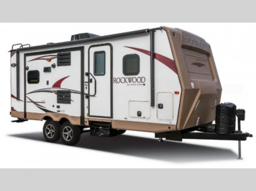 Rockwood Ultra Lite Travel Trailer