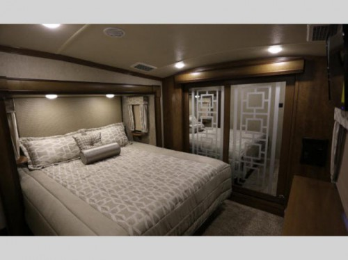 Cedar Creek Hathaway Edition Fifth Wheel Bedroom