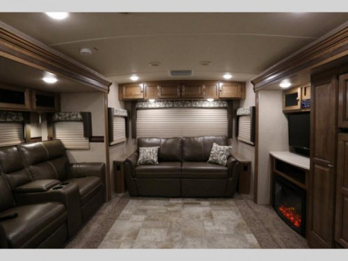 Rockwood Ultra Lite Interior