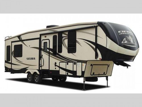 Forest River Sierra Select Fifth Wheel