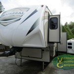 Coachmen Chaparral fifth wheel