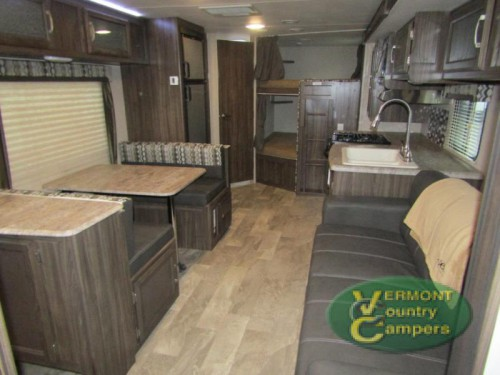 Coachmen Apex Nano Travel Trailer Interior