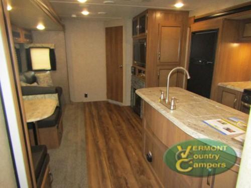 Coachmen Catalina Legacy Travel Trailer Interior