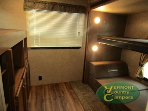 Coachmen Catalina Legacy Travel Trailer Bunkhouse
