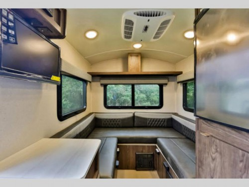 Rockwood Geo Pro Travel Trailer Interior