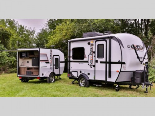 Rockwood Geo Pro Travel Trailer Exterior