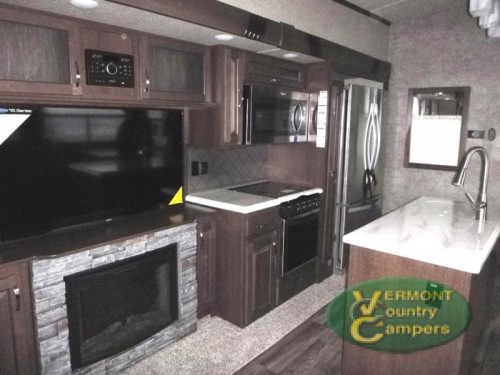 Cedar Creek Silverback Fifth Wheel Upgrades