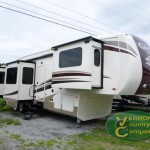 Cedar Creek Hathaway Edition fifth wheel