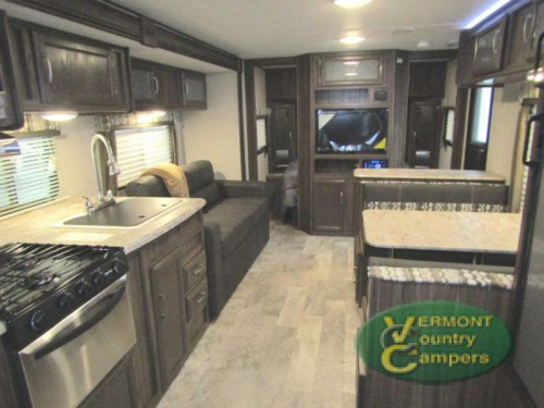 Apex Ultra Lite travel trailer interior