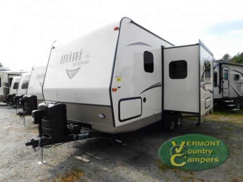 Rockwood Mini Lite travel trailer