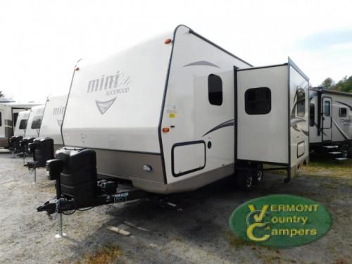 Rockwood Mini Lite travel trailer