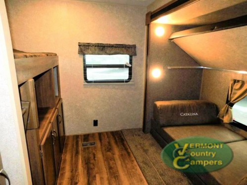 Coachmen Catalina SBX Travel Trailer Bunkhouse