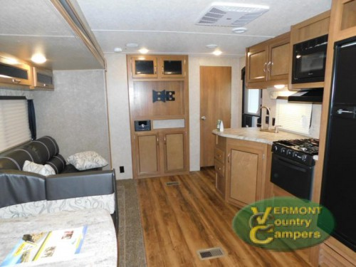 Coachmen Catalina SBX Travel Trailer Interior