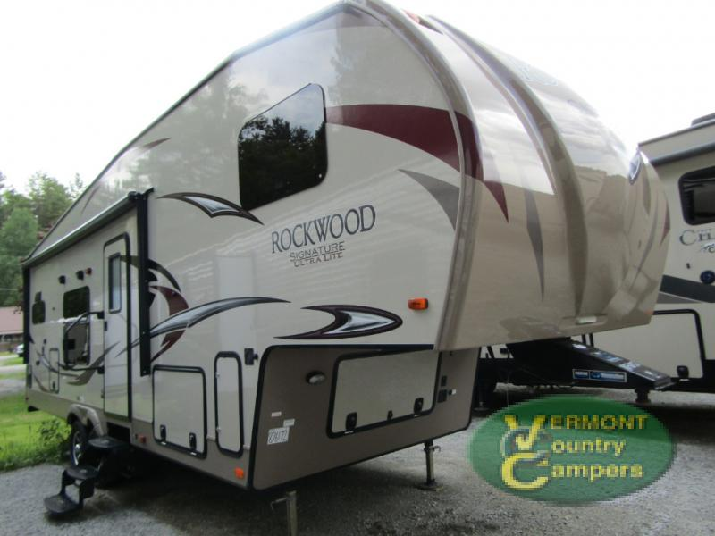 rockwood signature ultralite fifth wheel