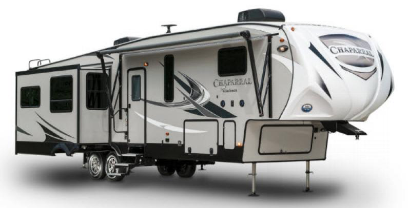 coachmen chaprral fifth wheel