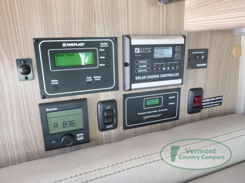 technology in travato motorhome