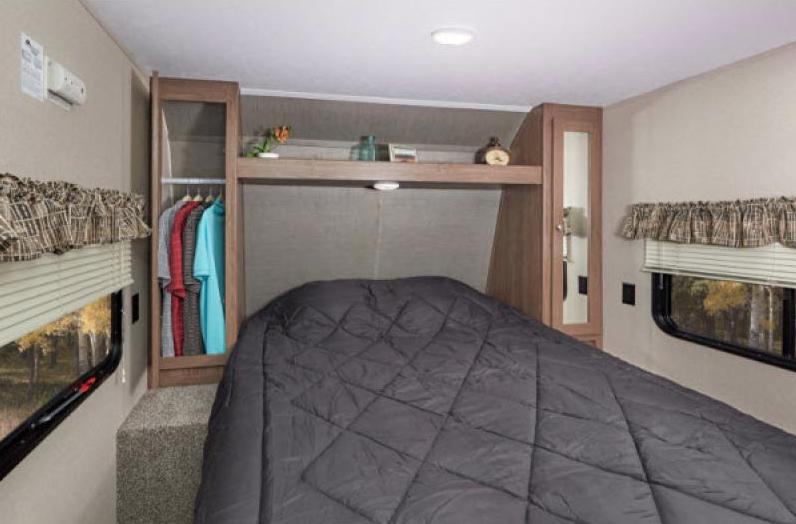 hideout bedroom