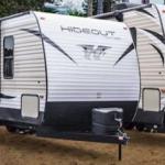 keystone hideout travel trailer