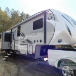 2019 Coachmen Chaparral Fifth Wheel