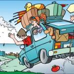 Cartoon Packing