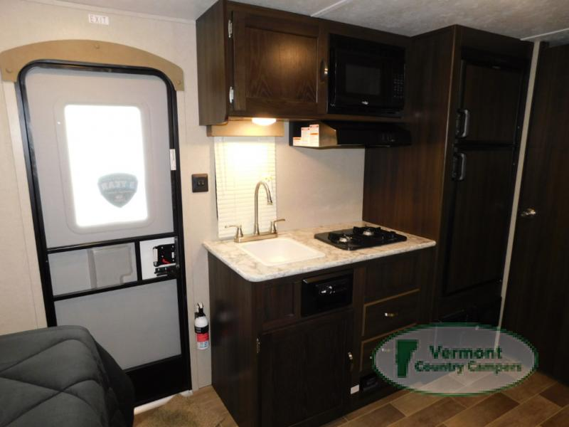 Keystone RV travel trailer