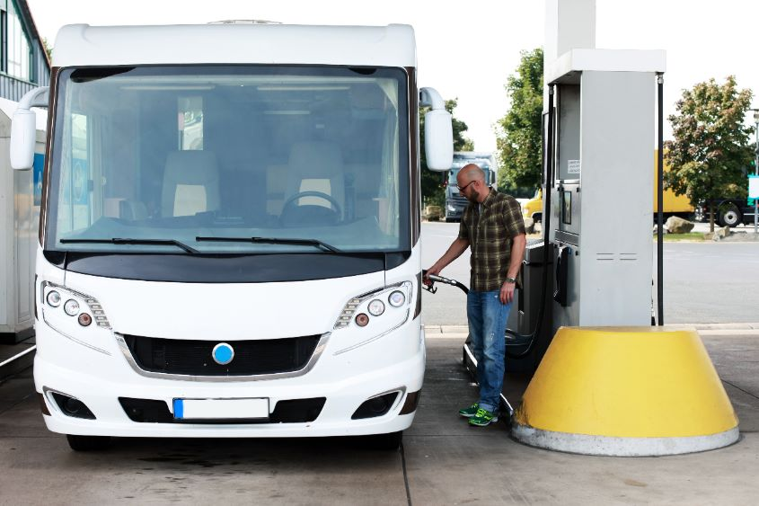 Improving Your RV's Gas Mileage