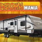 Markdown mania travel trailer