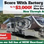 Wilkins RV Heartland RV sale