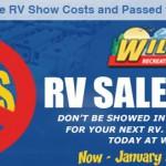 No Show Sale