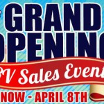 New Victor Location Wilkins RV Grand Opening
