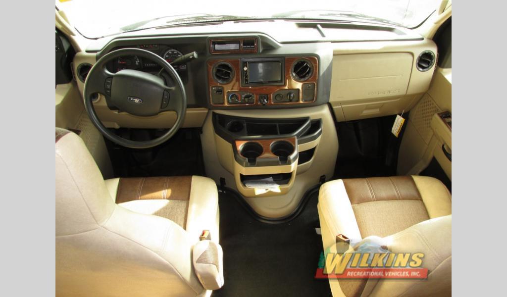 Coachmen Leprachaun Class C Motorhome Driver's Seat