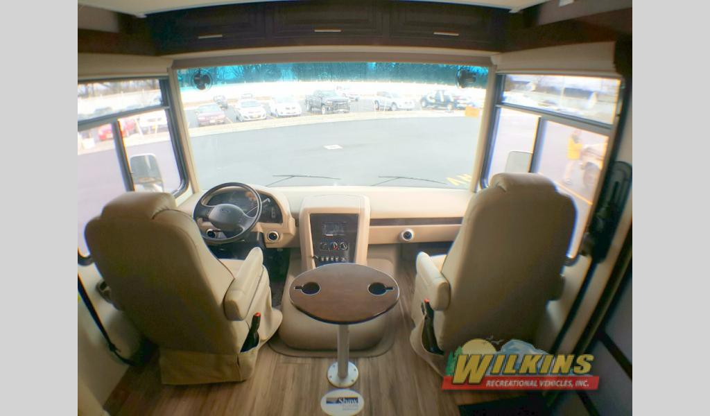 Forest River Georgetown Class A Motorhome Driver's Seat