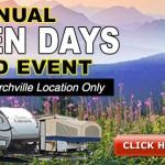 coachmen sales event