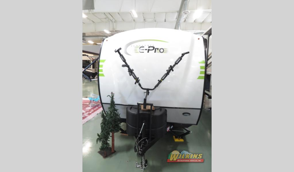 Forest River Flagstaff E-Pro Travel Trailer Front