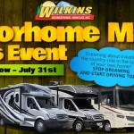 Wilkins Motorhome Mania Event