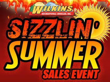 Wilkins Summer Sale