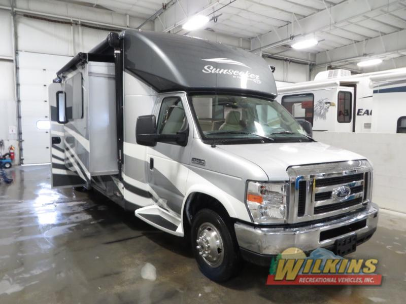 Class C Motorhomes for Sale Forest River Sunseeker Grand Touring